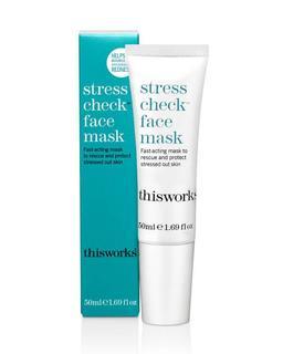 Stress Check Face Mask - 50 ml