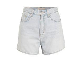 HIGH LOOSE SHORT high waist jeans short supa dupa fly