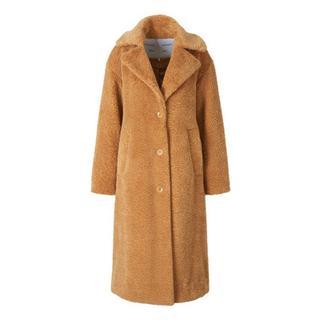 Oversized Teddybear Coat