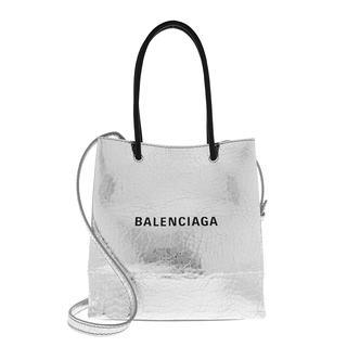 Tote - XXS Shopping Bag Silver in zilver voor dames - Gr. XXS