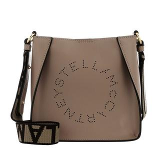 Crossbody bags - Eco Soft Small Hobo Bag Nappa in taupe voor dames