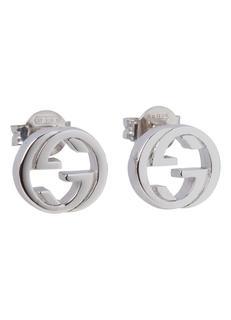 Trademark oorknopjes van zilver