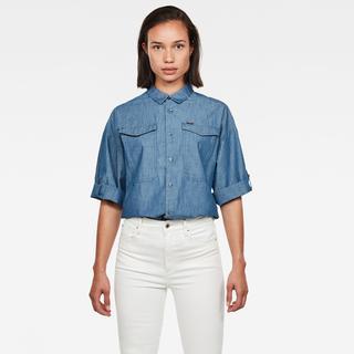 Joosa Button Up Shirt - Loose Fit