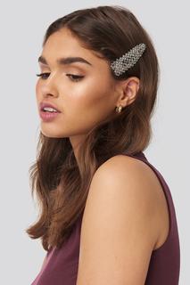 Dark Pearl Hairclips