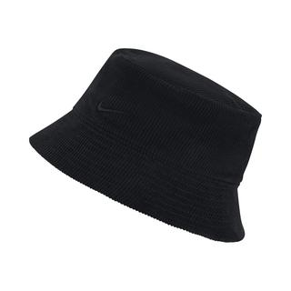 Sportswear Vissershoedje van corduroy voor dames - Zwart