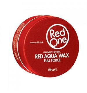 Red Aqua Hair Wax