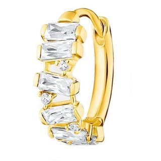 Oorbellen - Hoop Earring in goud voor dames