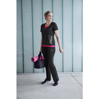 T-shirt in 2-in-1-stijl