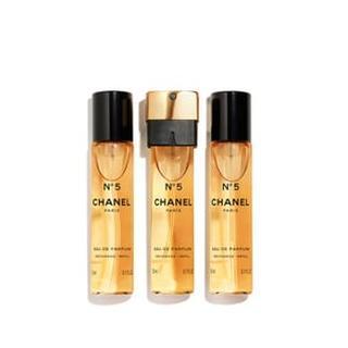 N5 Eau de Parfum Tasverstuiver Navulling  - 3 ST