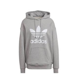 Originals Adicolor hoodie grijs melange