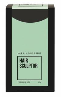 Hair Building Fibres Zwart