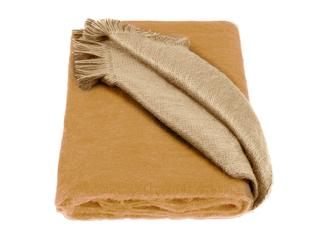 Double Scarf Ocher Natural