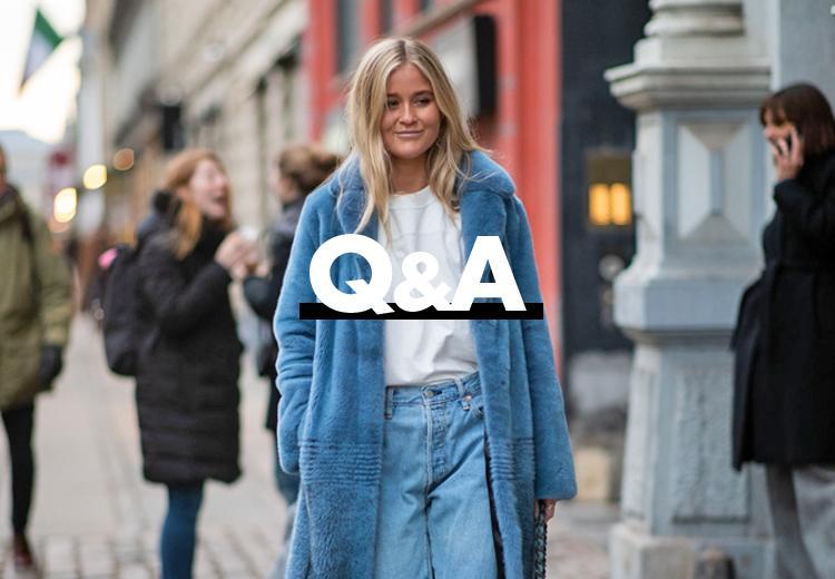 Hoe combineer je een wijde broek?