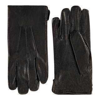 Heren Handschoenen Edinburgh Zwart Maat 10