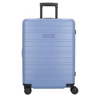 H7 Check-in Koffer 4 wielen 77 cm blue vega