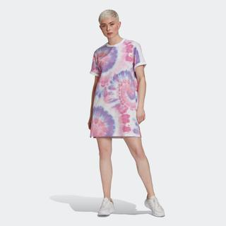 Tie Dye T-Shirt Jurk