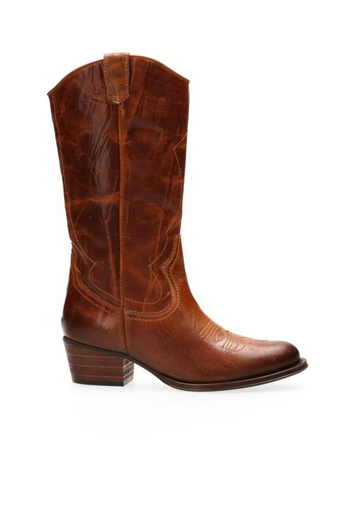 Bruine cowboylaarzen online kopen | Fashionchick.nl