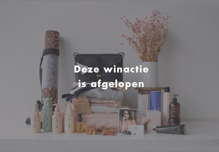 Win: een bomvol duurzaam pakket t.w.v. €1700