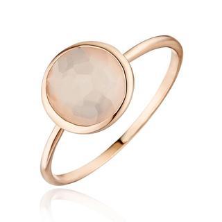 Ringen - Ring 14K in roze voor dames