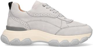 Grijze Lage Sneakers Coco Tess