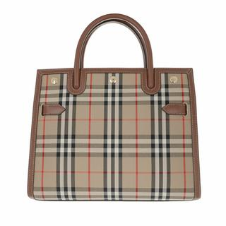 Totes - Small Title Tote Bag in fawn voor dames