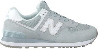 Grijze Lage Sneakers Wl574