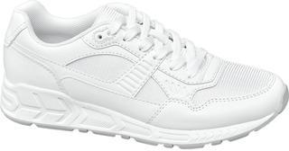 Dames Witte sneaker
