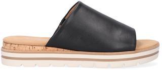 Zwarte Slippers 770.1