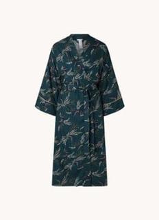 Celia kimono met print