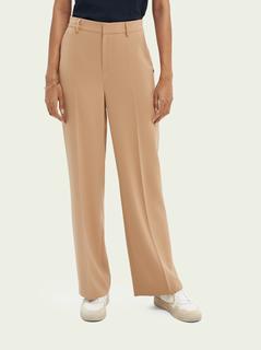 Edie broek met wijde pijpen — Dune