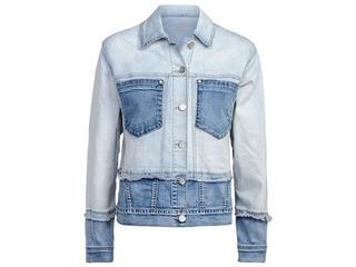 Jacket 1s974 - Vintage blue