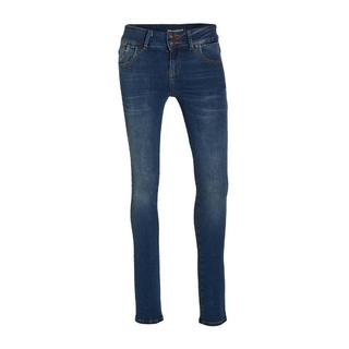 low waist slim fit jeans Molly ixora blue