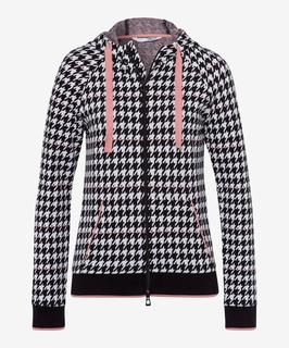 Dames Vest Style Julia zwart maat XL