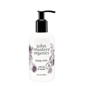 Body Milk with Fig & Vetiver
