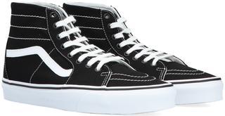 Zwarte Hoge Sneaker Ua Sk8-hi Tapered