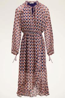 Midi jurk bohemian