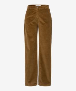 Dames Broek Style Maine bruin K