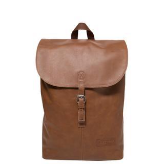 Ciera Leather rugzak 15 inch brownie