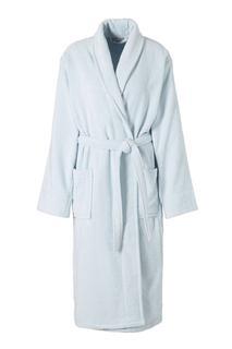 badstof badjas Pure lichtblauw