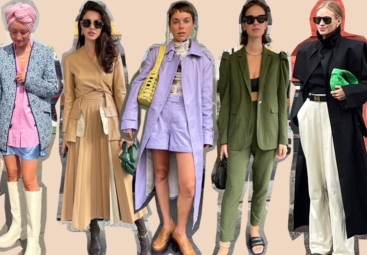 De grootste street style trends van Copenhagen Fashion Week