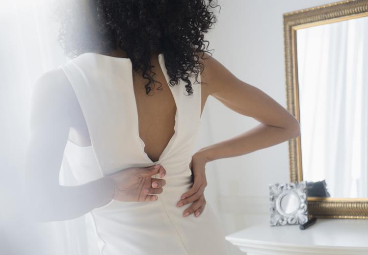 How to: rits op je rug zelf dichtmaken
