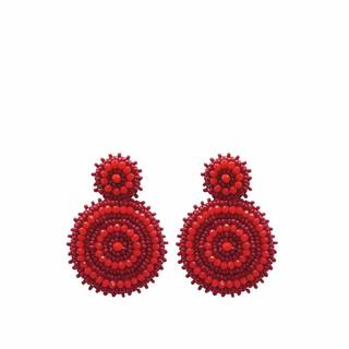 Beads Red