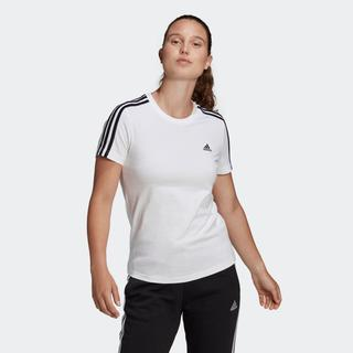 LOUNGEWEAR Essentials Slim-fit 3-Stripes T-shirt