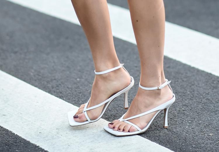 Trend gespot: sandalen met bandjes