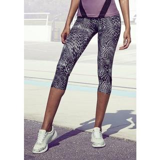 LASCANA ACTIVE caprilegging Digital Mauve