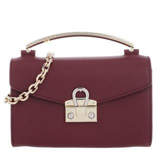 Satchels - Mina XS Handle Bag in rood voor dames