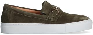 Groene Loafers 11133