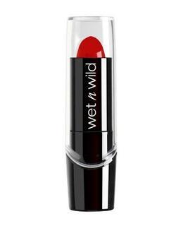 Wet 'n Wild Silk Finish Lipstick Hot Red