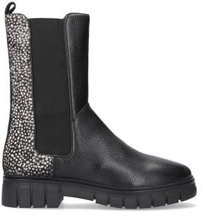 Zwarte Chelsea Boots Tobi