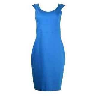 jurk TDR12 azur - Blauw